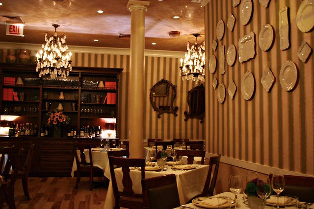 table 52 was treated to dinner at table 52 owned by art ForTable 52 Art Smith