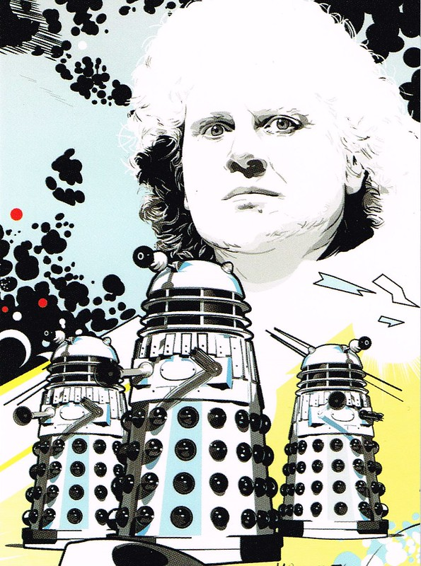 DW 6th Doctor Colin Baker