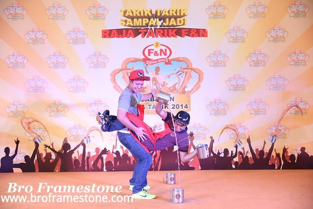 Cabaran Raja Tarik F&N 2014