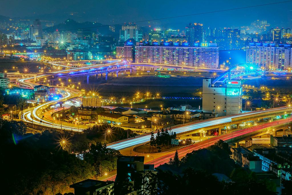 中安大橋引道車軌