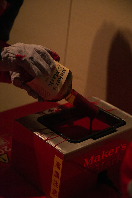Maker's Mark Dipping