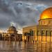 Morning Sun Saqarah Al Aqsa, Jerusalem, Israel - XR6A7923 Panorama by taharaja