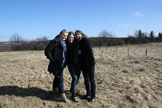 Marta, Jannika & Eva