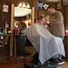 Saturday morning.barber shop by katydaly