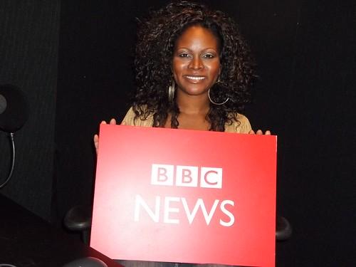 Abiola Abrams, BBC Radio Lifestyle Correspondent