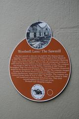 Photo of Brown plaque № 6402