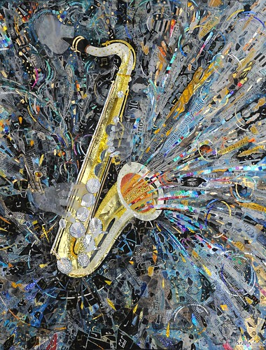 "saxophone collage: ""catastrophe in F-minor"""