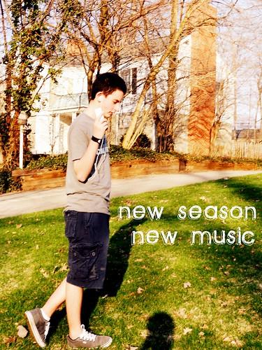new season new music