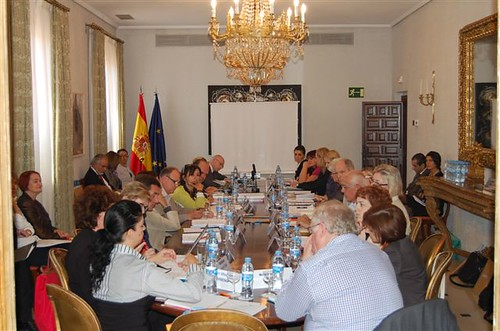 IFACCA European Chapter meeting, Madrid, September 2010