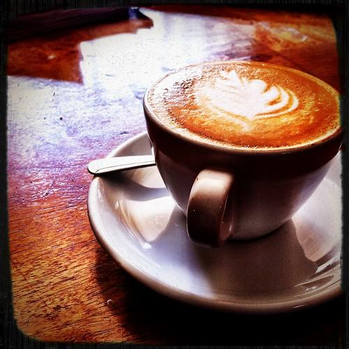 new york coffee houses