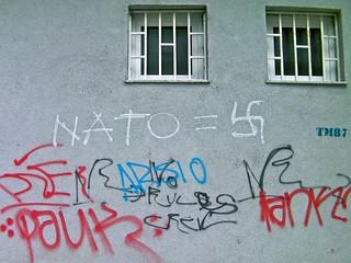 NATO = 卐