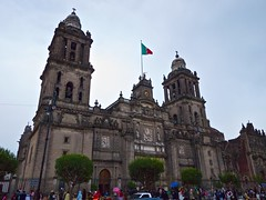 Cathedral at the Zócalo