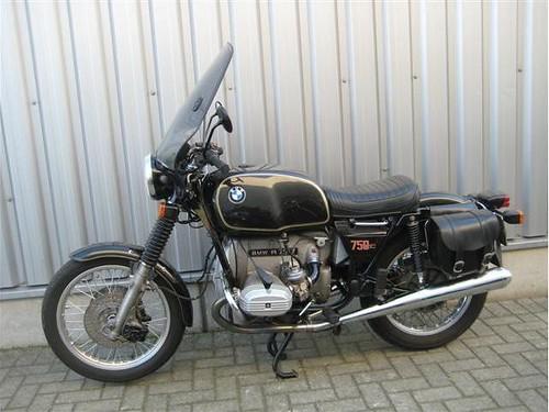 1977 Bmw R 75-7