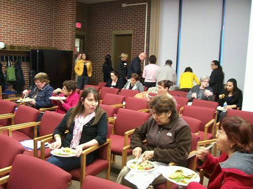 2011 Latin American Teachers Workshop. April 16