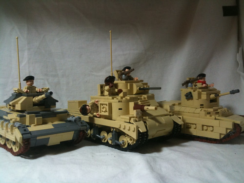 LCN Factions contest entry: Desert British Armour