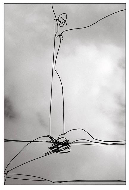Photo - Cables de electricidad ...