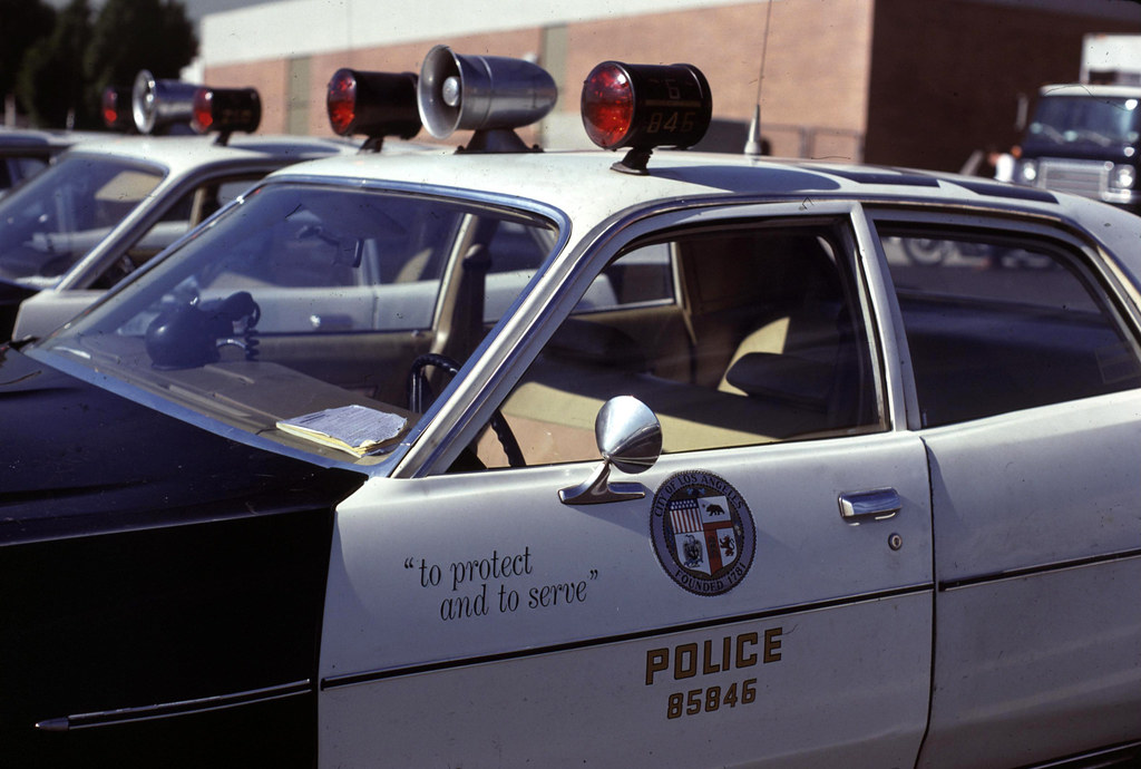 Used Police Cars With Lights And Sirens For Sale