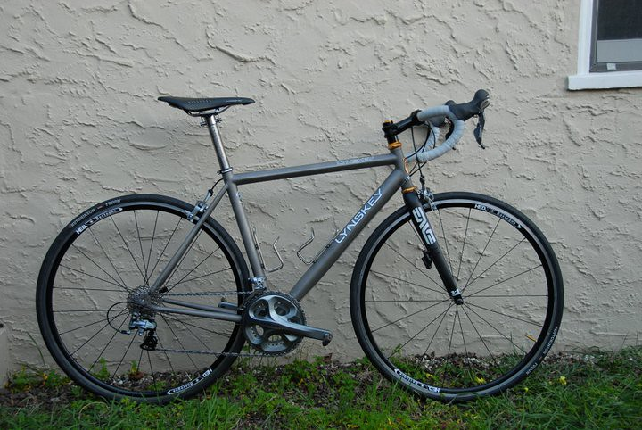 Jack's Lynskey Performance R340 purchased from Roaring Mouse in San Francisco