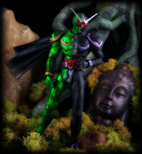 SIC Vol 57 - Kamen Rider W