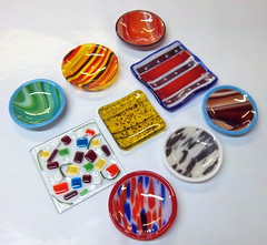 Fused small plates and bowls