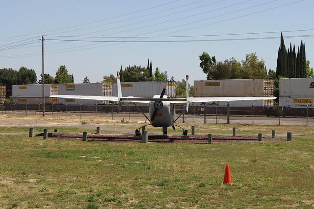 Cessna O-2A Super Skymaster