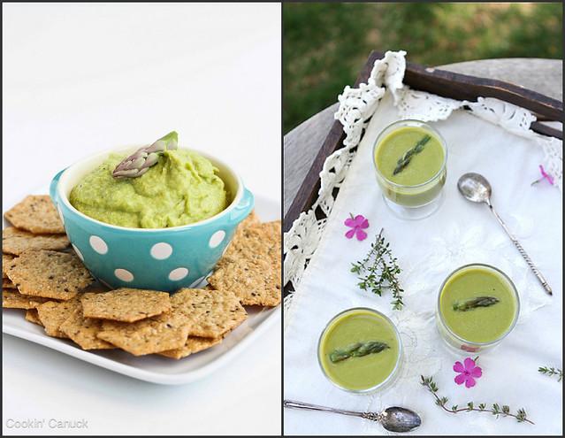 Tasty Asparagus Recipes   cookincanuck.com #asparagus #vegan