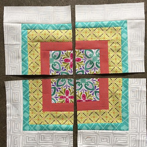 #BeeJeebers May 2014 Block complete!