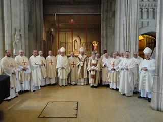 140520 - Jubilarians Mass