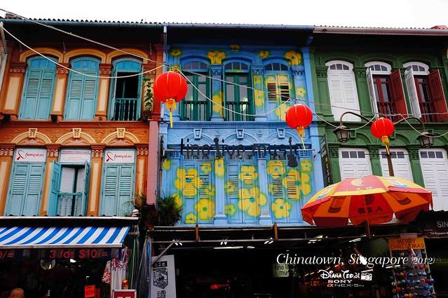 Chinatown, Singapore 02