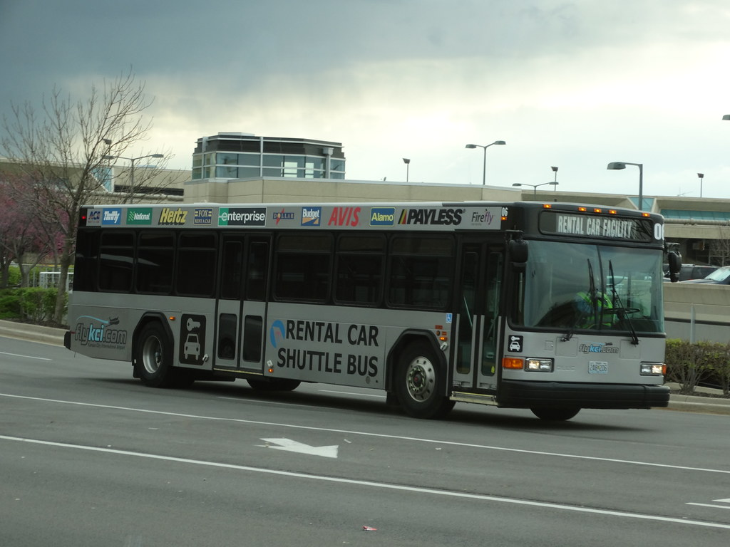 Rental Car Kansas Missouri International Airport