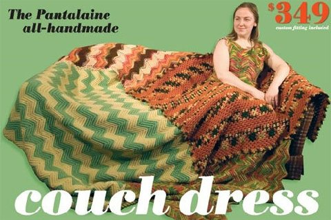 couch dress