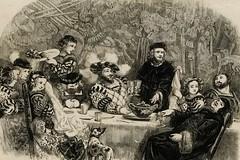 Rabelais au souper du Roi