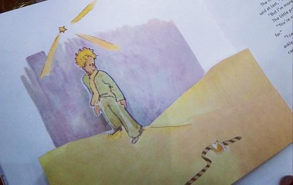 那些年,我們一起讀的《小王子》