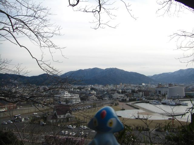 Kameyama-shi Japan  City pictures : Azelf in Tsuruga, Fukui 13 Kanegasaki castle remains | Flickr ...