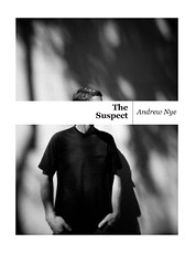 The Suspect by Andrew Nye: front cover