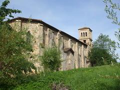 Eglise d'Aigues-Juntes