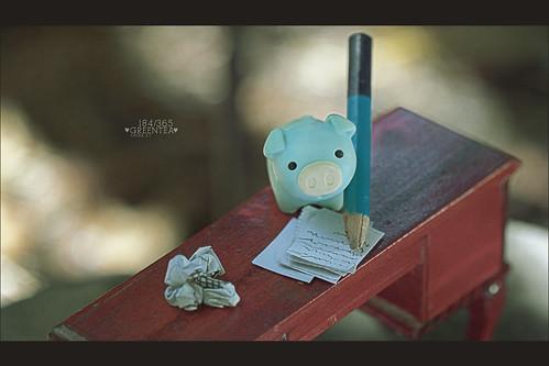 184/365 : must... write...