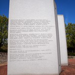 Bergen County World Trade Center Memorial, Overpeck County Park, Leonia, New Jersey