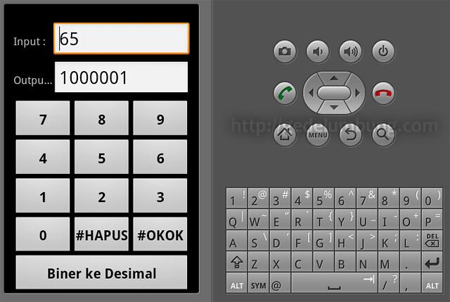 Tutorial Android : Membuat Kalkulator Biner-Desimal ...