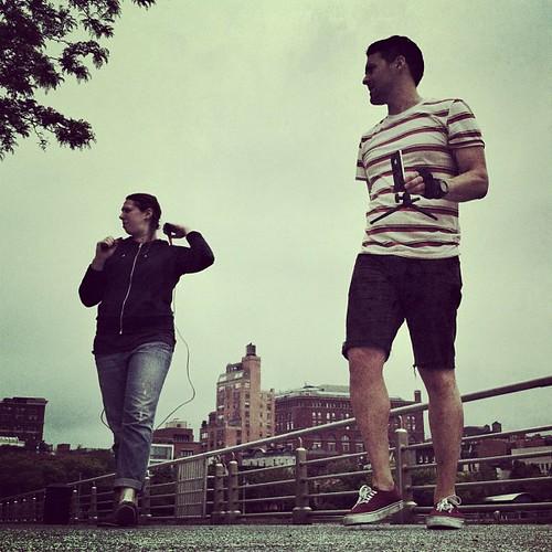 Jump rope photo shoot.