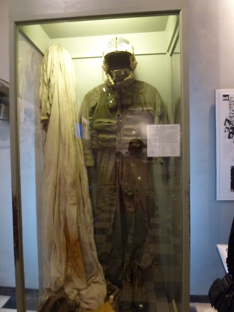 John McCain's old flight suit