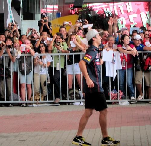 F1 Malaysia GP 2012