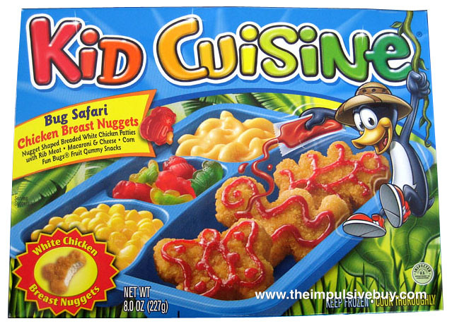 Kid cuisine bug safari nuggets flickr photo sharing for Are kid cuisine meals healthy