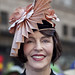 Easter Parade NYC 2012 Folded Hat