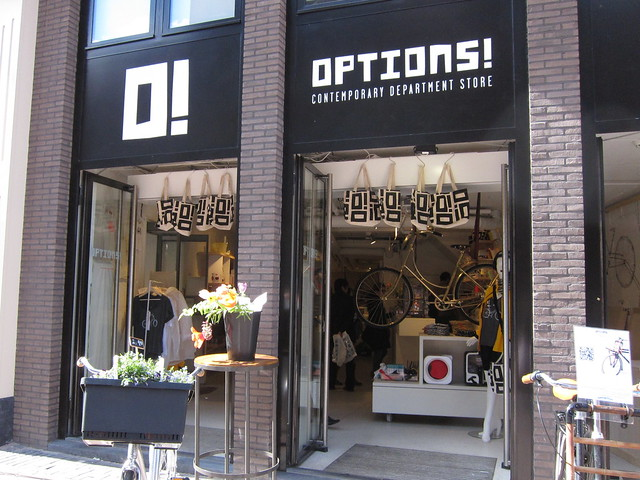 Options! Amsterdam