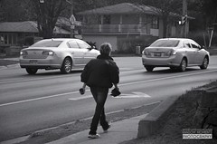 Busy on the go in the burbs 2012-04-16