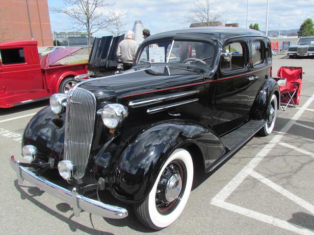 1936 chevrolet 4 door sedan flickr photo sharing for 1936 chevy sedan 4 door