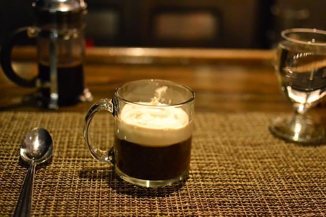 Sambuca Coffee