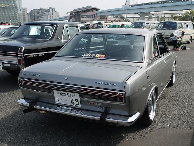 Nissan(Datsun) 510 Bluebird Coupe