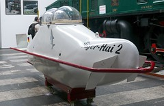 Tiger Hai 2 submarine white vr